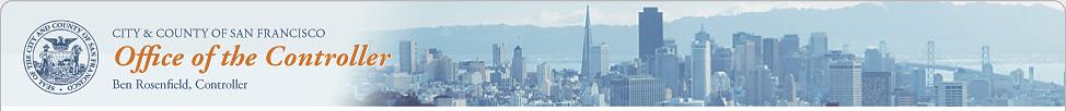 City & County of San Francisco - Controller