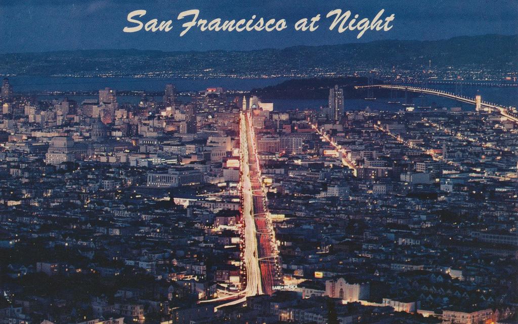 Six Sigma San Francisco - Night