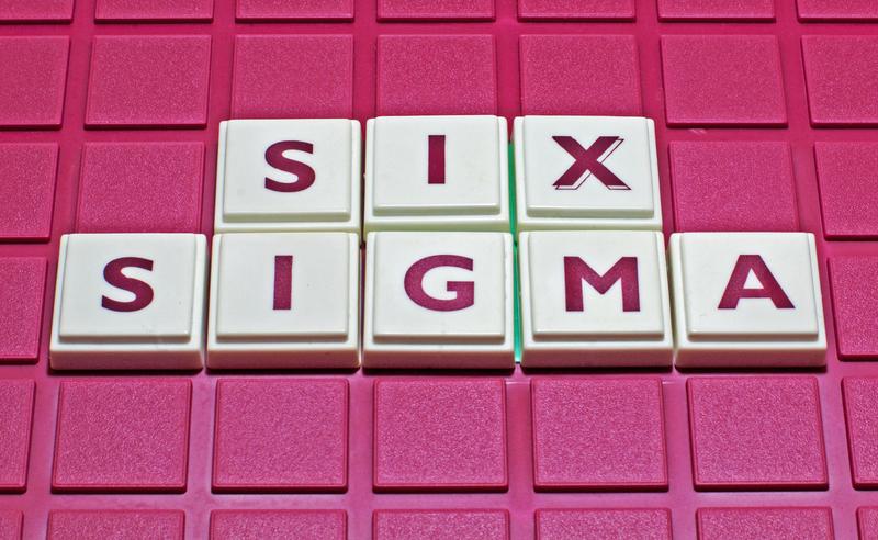 Lean Six Sigma business training