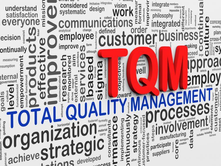 TQM - Business Benefits