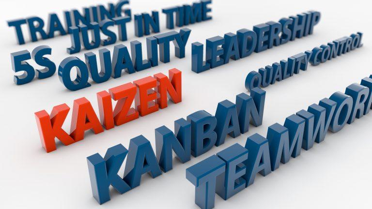 Relation between Kata and Kaizen