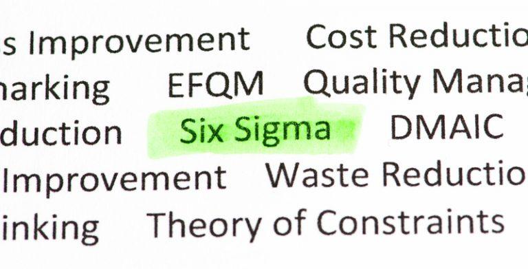 Six Sigma Handbook