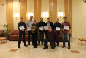 Six Sigma Accelerated Black Belt Moscow 2015