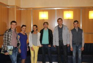 Six Sigma Green Belt Moscow 2015