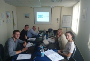Six Sigma Green Belt Moscow September 2016 Image2
