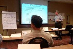 Six Sigma Lean Fundamentals Minneapolis 2017 Image5