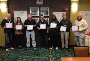Six Sigma Lean Fundamentals Chicago Elmhurst 2018 Image05