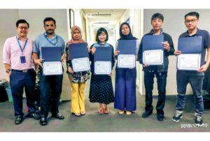 Six Sigma Green Belt Malaysia 2018 image 1