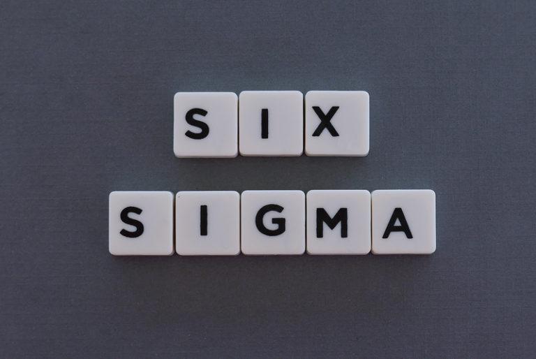 key principles six sigma
