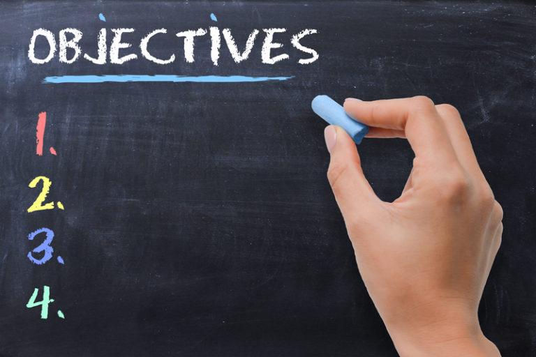 six sigma objectives