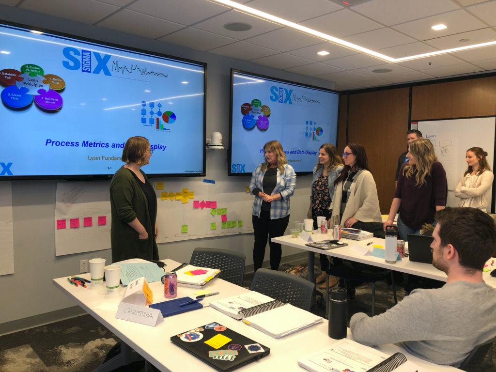 Six Sigma Training Certification Seattle Lean 6 Sigma