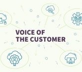 voice of the customer infographic