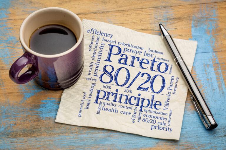 what is the pareto principle